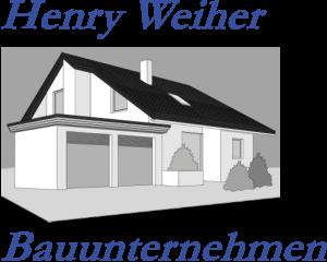Bauunternehmen Henry Weiher | Meisterbetrieb mit 25-jähriger Berufserfahrung